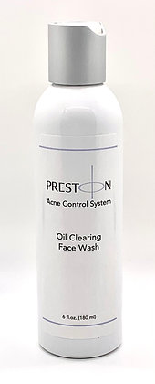Oil Clearing Face Wash