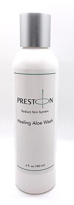 Healing Aloe Wash