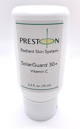 SolarGuard 30+ w/Vitamin C