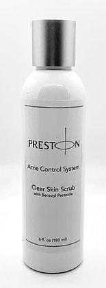Clear Skin Scrub