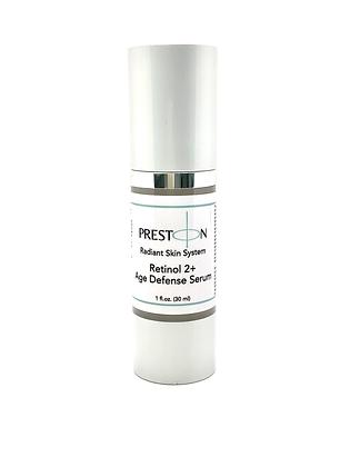 Preston Retinol 2+ Age Defense Serum