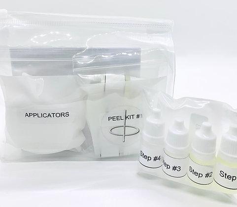 Preston 3X Skin Peel Kit