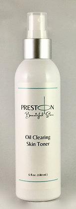 Oil Clearing Skin Toner