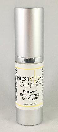 Firmwear Extra Potency Eye Creme