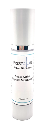 Super Active Peptide Moisturizer