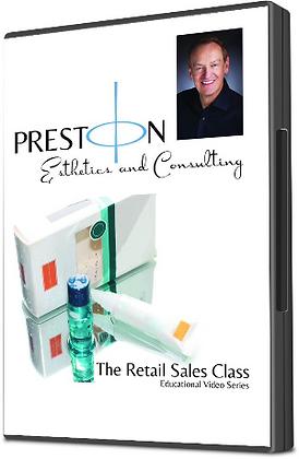 The Retail Sales Class - Online Version: 3-part program
