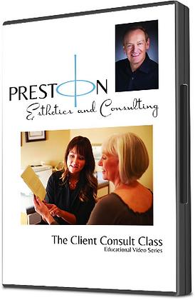 The Client Consult Class - Online Version: 4-part program