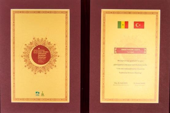 11th International Islamic Countries Traditional Artisans Meeting