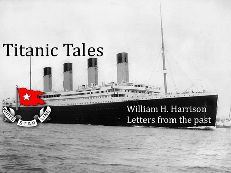 Titanic Tales : Letters from the past