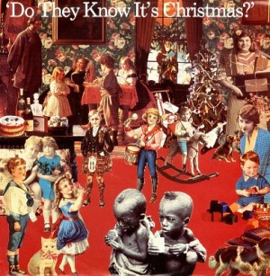 Do they know it's Christmas Time (Feed The World)