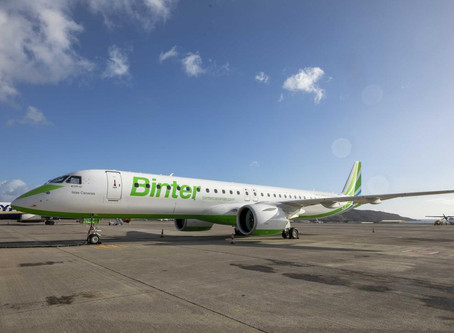 Promotional prices for flights from Zaragoza to Canary Islands