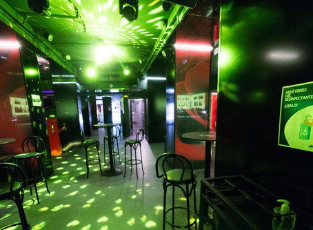 DGA proposal for nightclubs to reopen as cafés
