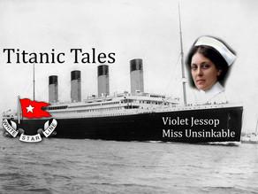 Titanic Tales : Miss Unsinkable