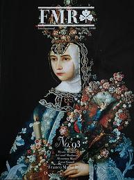 FMR: no.93 - Mystic brides, art and madness, memento mori, casa Gaudí