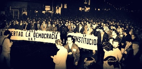 Bulldogz Briefing : 42 years of Spanish Democracy