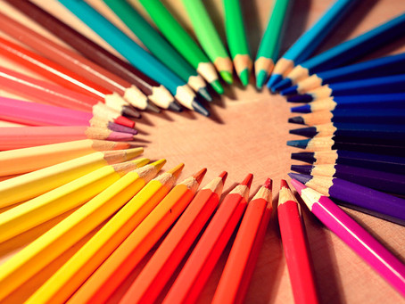 Interesting Etymologies 14 : Colourful Etymologies / The names for colours