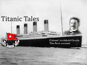 Titanic Tales: Grace and fervour