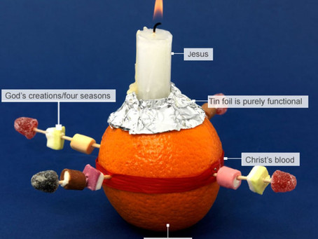 Christingle – the lesser-known Christmas tradition