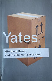Giodano Bruno and the Hermetic tradition