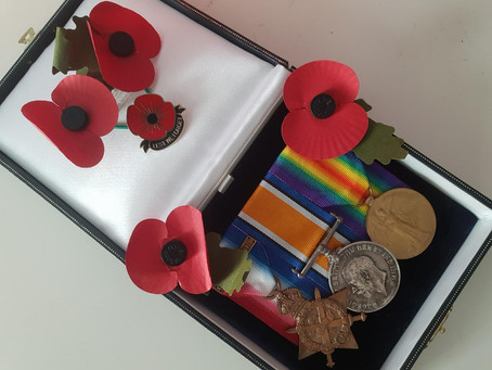 The story of remembrance day and the poppy