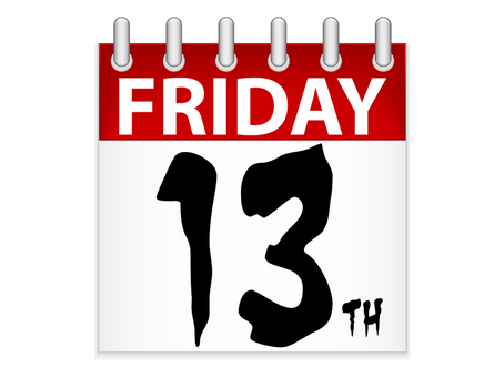 Friday the 13th - the most feared day in history