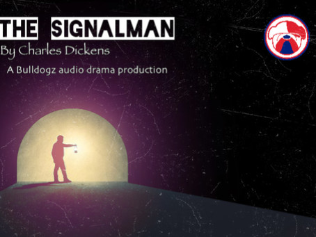Classic Christmas, horror therapy - The Signalman by Charles Dickens