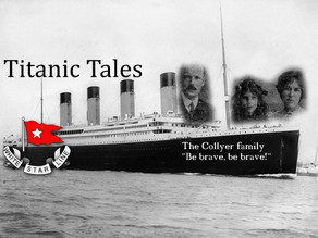 Titanic Tales: The Collyer family