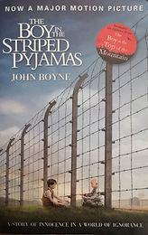 The boy in the striped pjyjamas