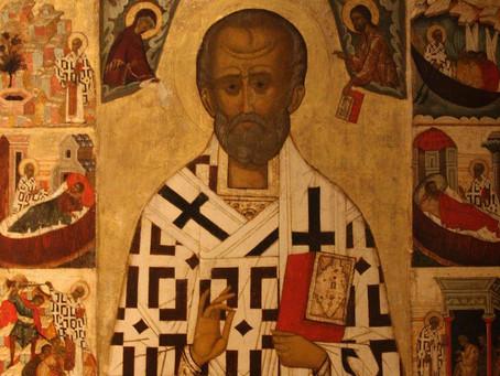 Need to Know - Saint Nicholas