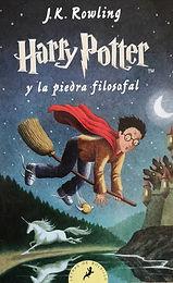 Harry Potter y la piedra filosafal