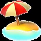beach-with-umbrella_1f3d6-fe0f.png