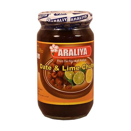 Araliya Date & Lime Chutney