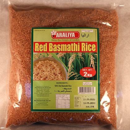 Araliya Basmathi Red