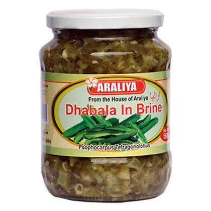 Araliya Dhabala In Brine