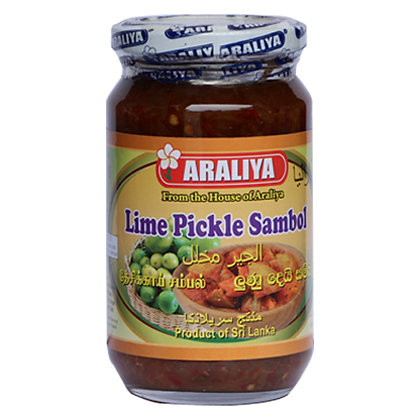 Araliya Lime Pickle Sambol