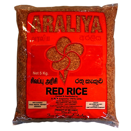 Araliya Red Rice