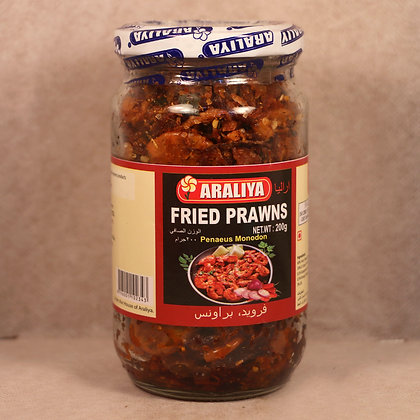 Araliya Prawns - Fried
