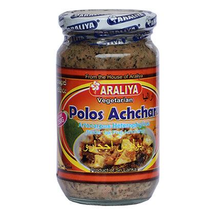 Araliya Polos Achcharu - Vegetarian