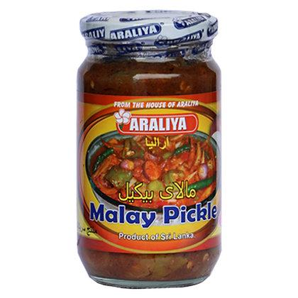 Araliya Malay  Pickle