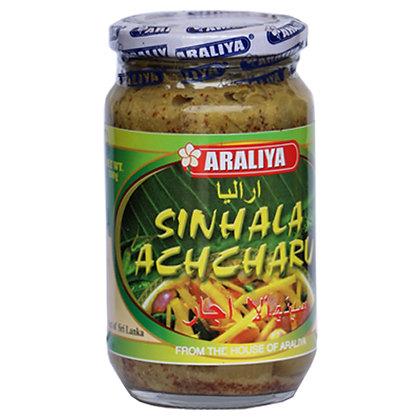 Araliya Sinhala  Achcharu