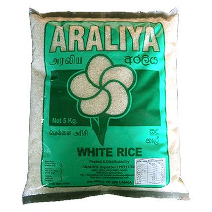 Araliya White Rice - Kiribath Rice 5kg