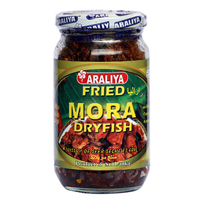 Araliya Mora - Fried Dryfish