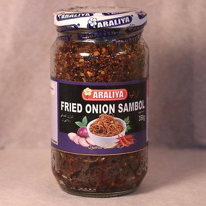 Araliya Fried Onion Sambol