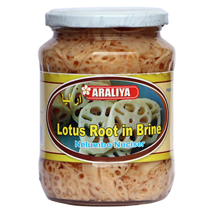 Araliya Lotus Root In Brine