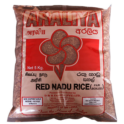 Araliya Red Nadu (Per Boiled)