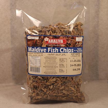 Araliya Maldivefish Chips - Pkts