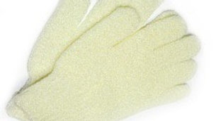 Exfoliating Body Gloves (1 pair)