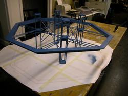 Barbados Atrium Model Making