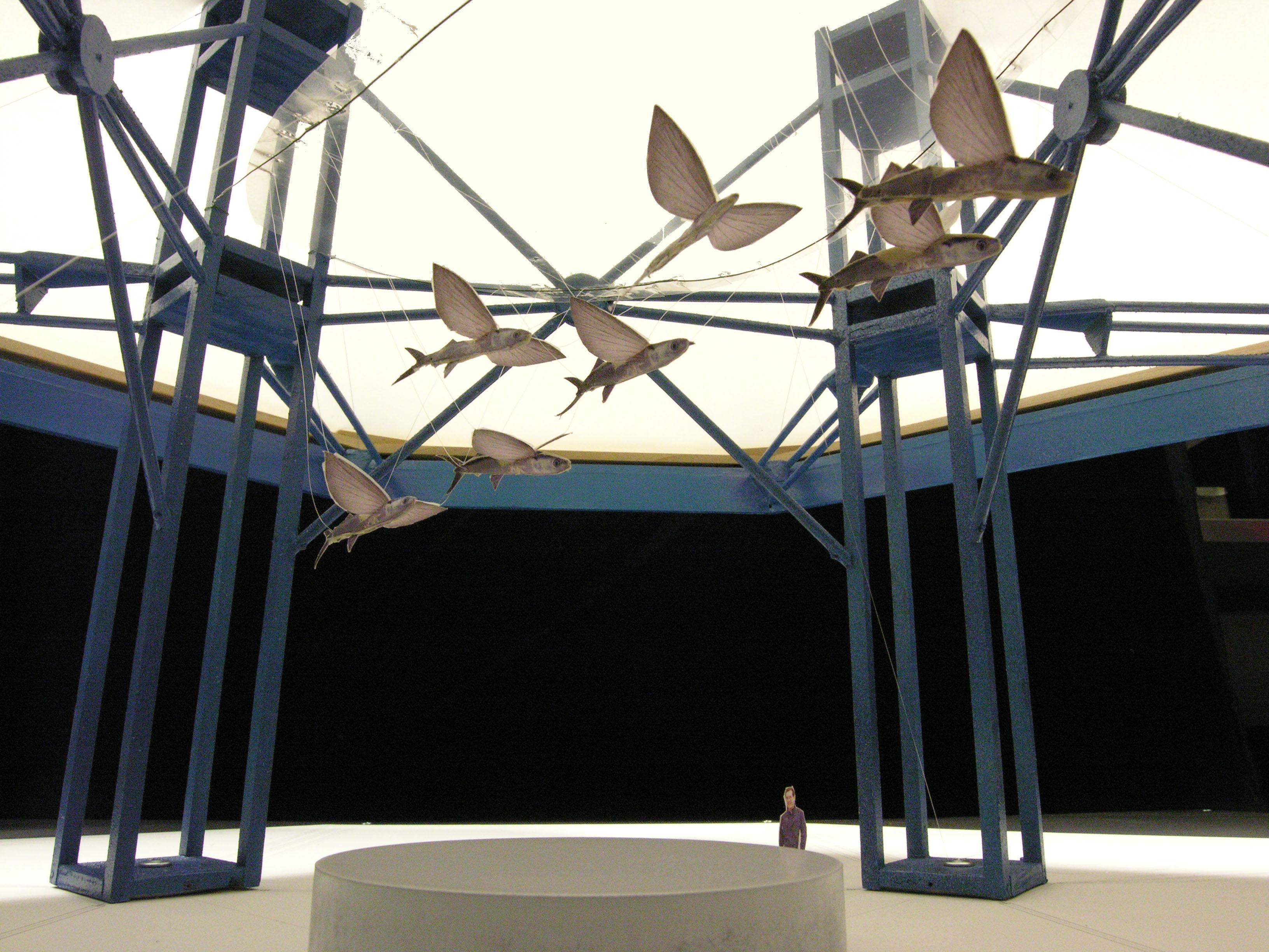 Barbados Atrium Model