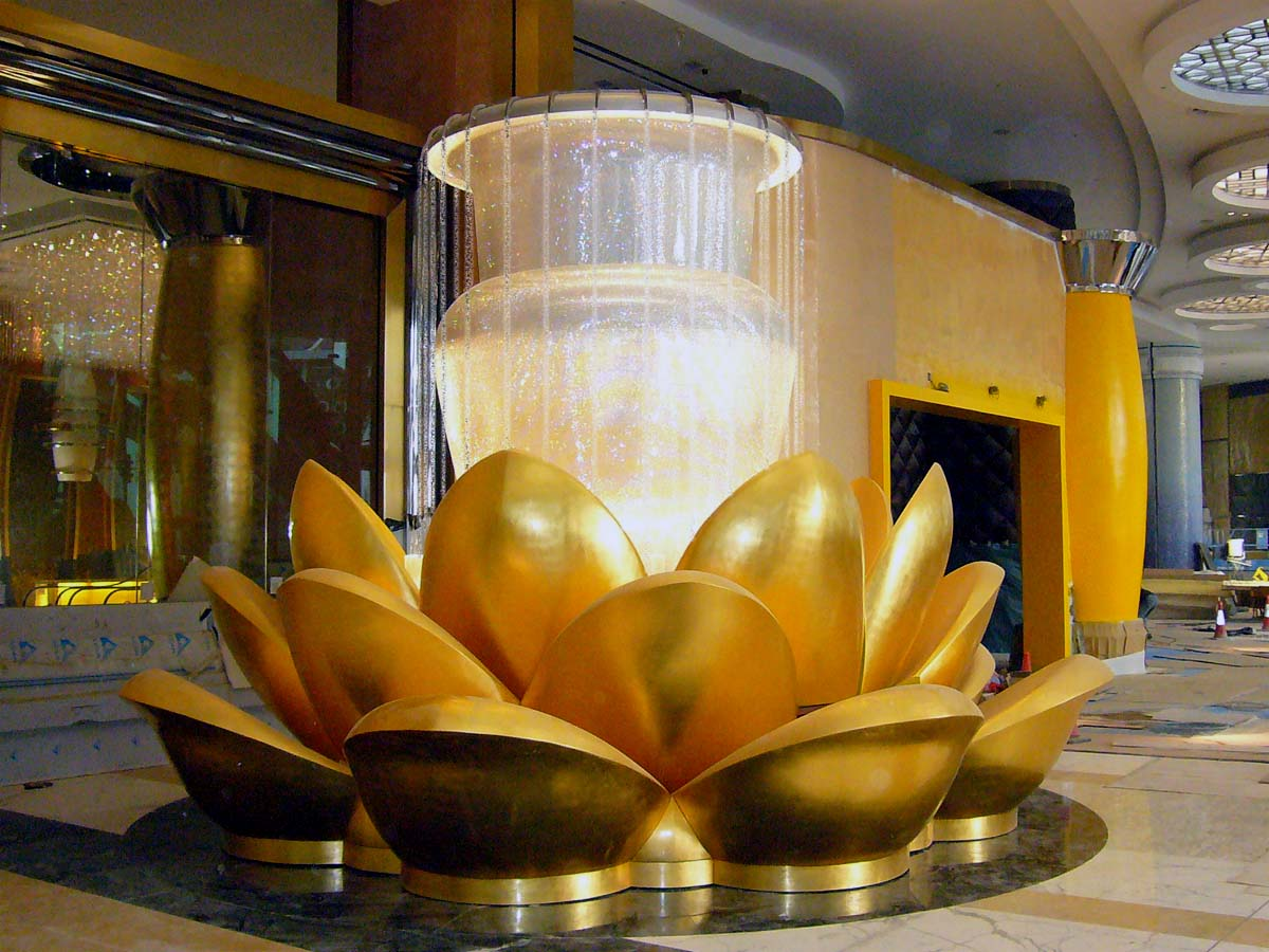 Lotus Fountain Macau